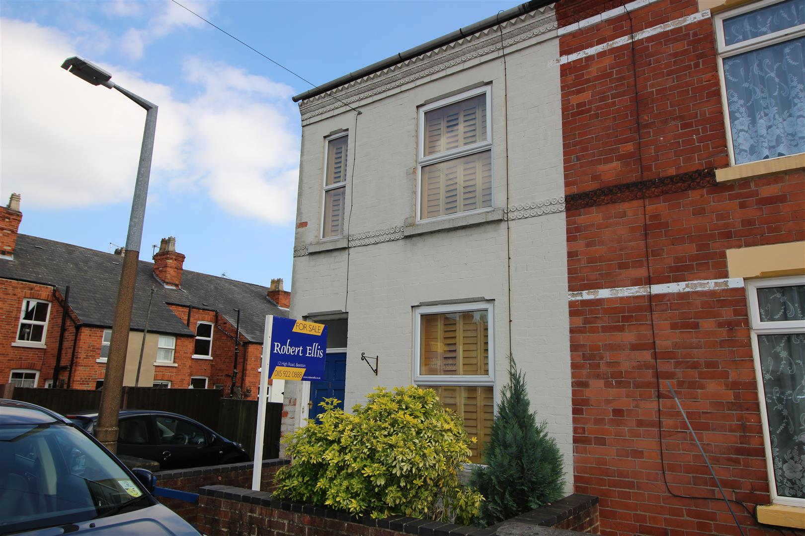 2 Bedrooms Terraced House for sale in Clinton Street, Beeston